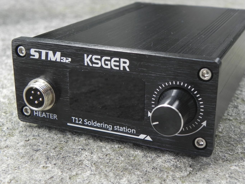 STM32 T12-Lötstation