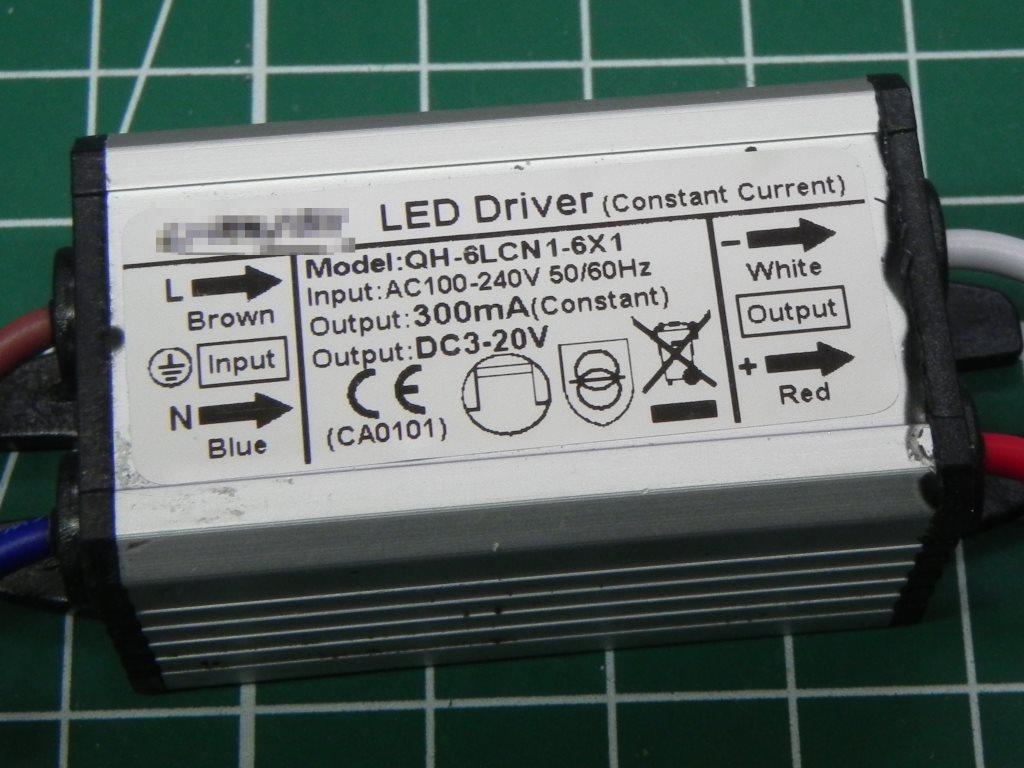 Konstantstromquellen und LEDs