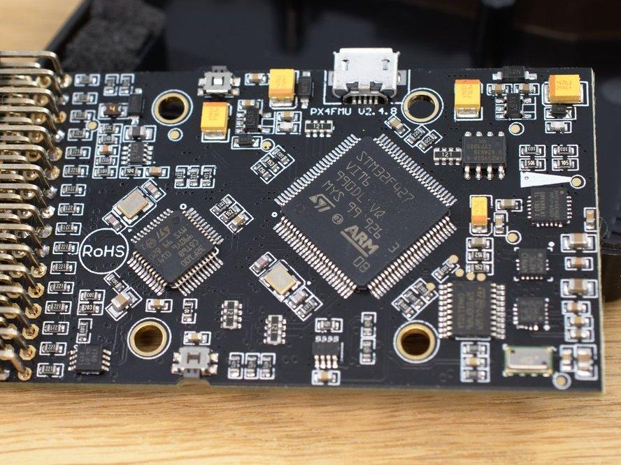 Pixhawk Clones – Selecting ArduPilot Copter Firmware